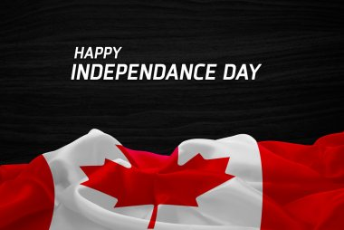 Canada Independence Day card