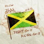 Photo Jamaica Country Flag