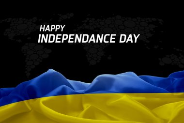 Ukraine Independence Day card