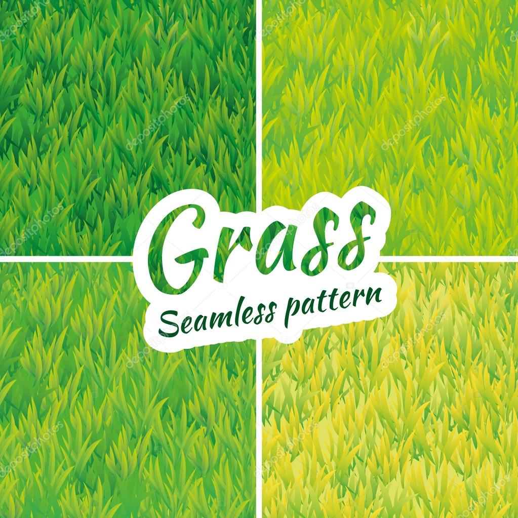 ᐈ texture grass stock vectors royalty free grass texture illustrations download on depositphotos https depositphotos com 107615710 stock illustration green grass seamless pattern html
