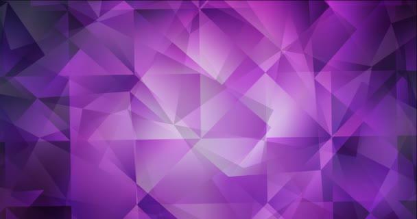 4K hurok sötét lila absztrakt videó minta.