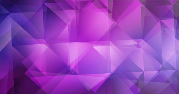 4K hurkolás fény lila, rózsaszín absztrakt videó minta.