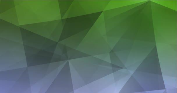 4K hurok világos rózsaszín, zöld absztrakt videó minta.