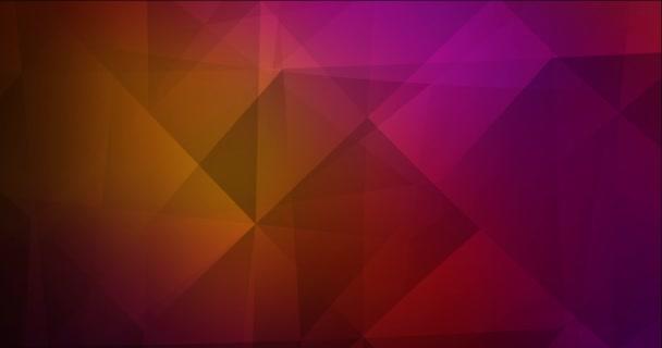4K hurok sötét rózsaszín, piros animált mozgó diavetítés.