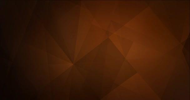 4K-Looping dunkelbraune abstrakte Videosample.