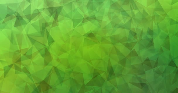 4K looping abstract footage. Trendy vibrant holographic clip in halftone style.