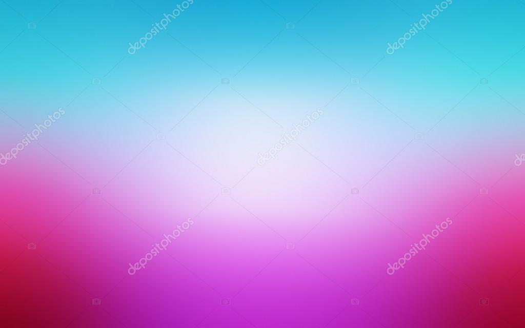 Raster Abstract Light Blue, Pink Blurred Background