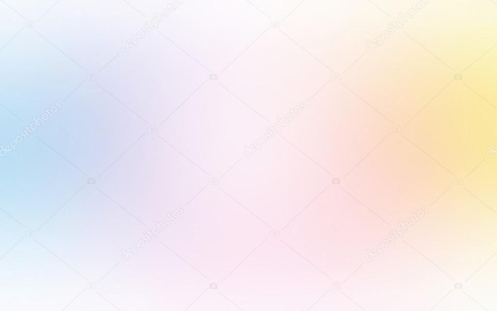 Raster Abstract Light Pink Yellow Blurred Background Smooth Gradient Texture Color Shiny Bright Website Pattern Banner Header Or Sidebar Graphic Art