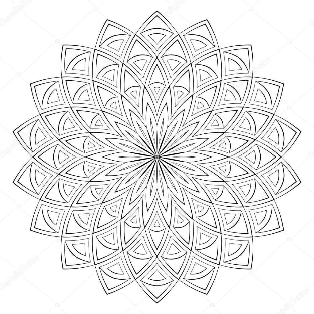 mandalas muster and suche on pinterest sketch coloring page. Black Bedroom Furniture Sets. Home Design Ideas