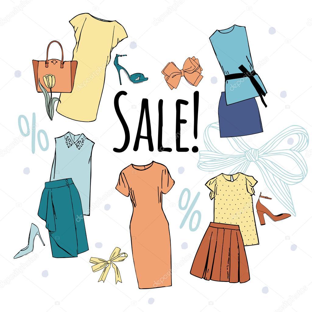 Купить аксессуары для одежды женской
