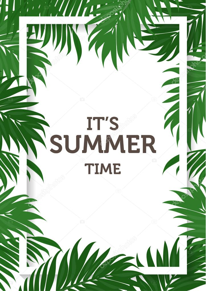 summer nature concept