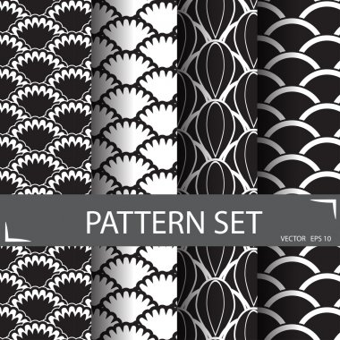 wave pattern set