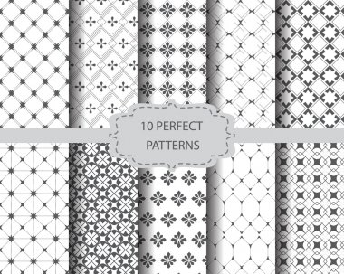 10 perfect vintage patterns