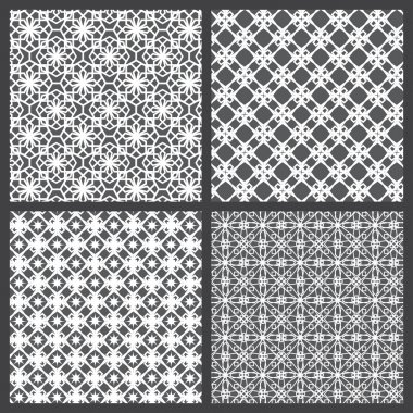 10 arbic patterns