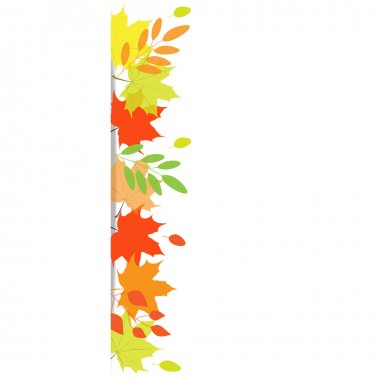 autumn background, can be use for greeting card