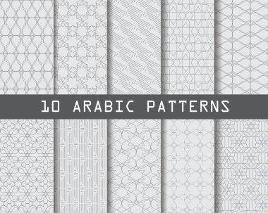 arabic texture patterns