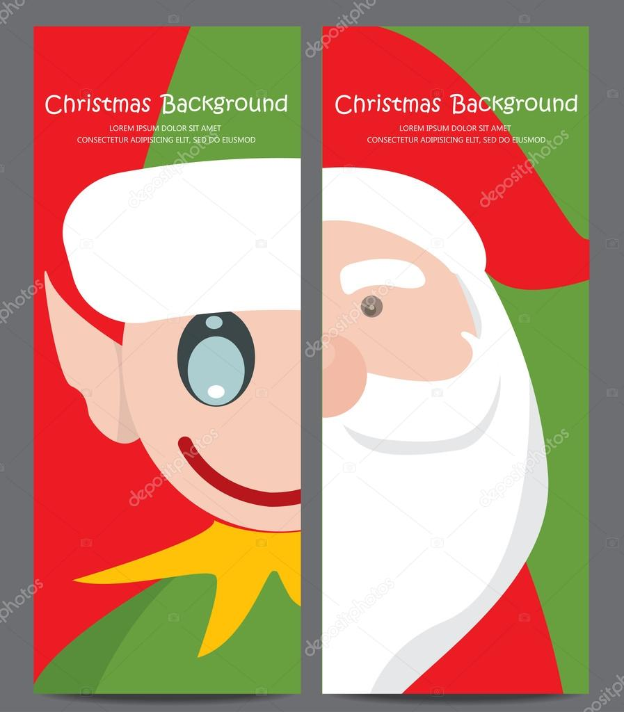 Christmas greeting or invitation card vetores de stock christmas greeting or invitation card vetores de stock stopboris Images