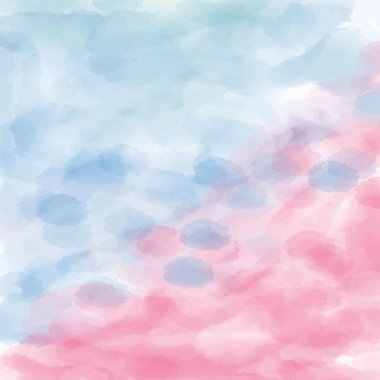 Light white pink blue love pastel background