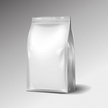 Blank Packaging mock up, vector illustrator stock vector