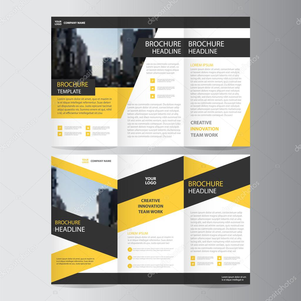 tri fold brochure template illustrator.html