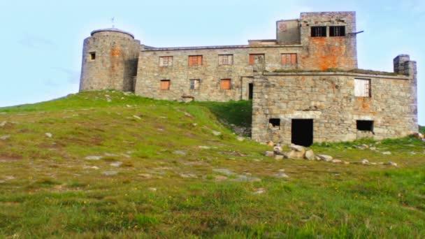 Krásný starý hrad