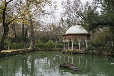 Seville, park of the Infanta Maria Luisa