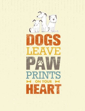 Outstanding Quote With Cute Dogs