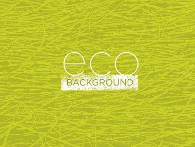 Eco Organic Bright Background