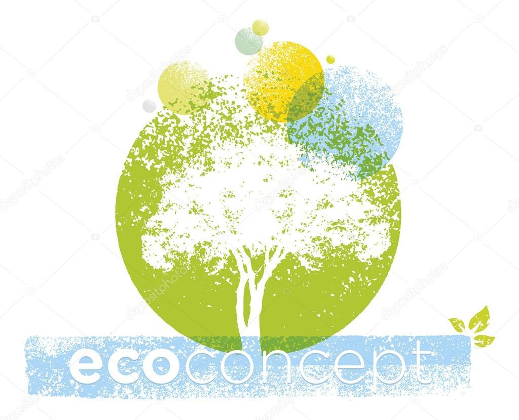 Green Tree Eco Concept