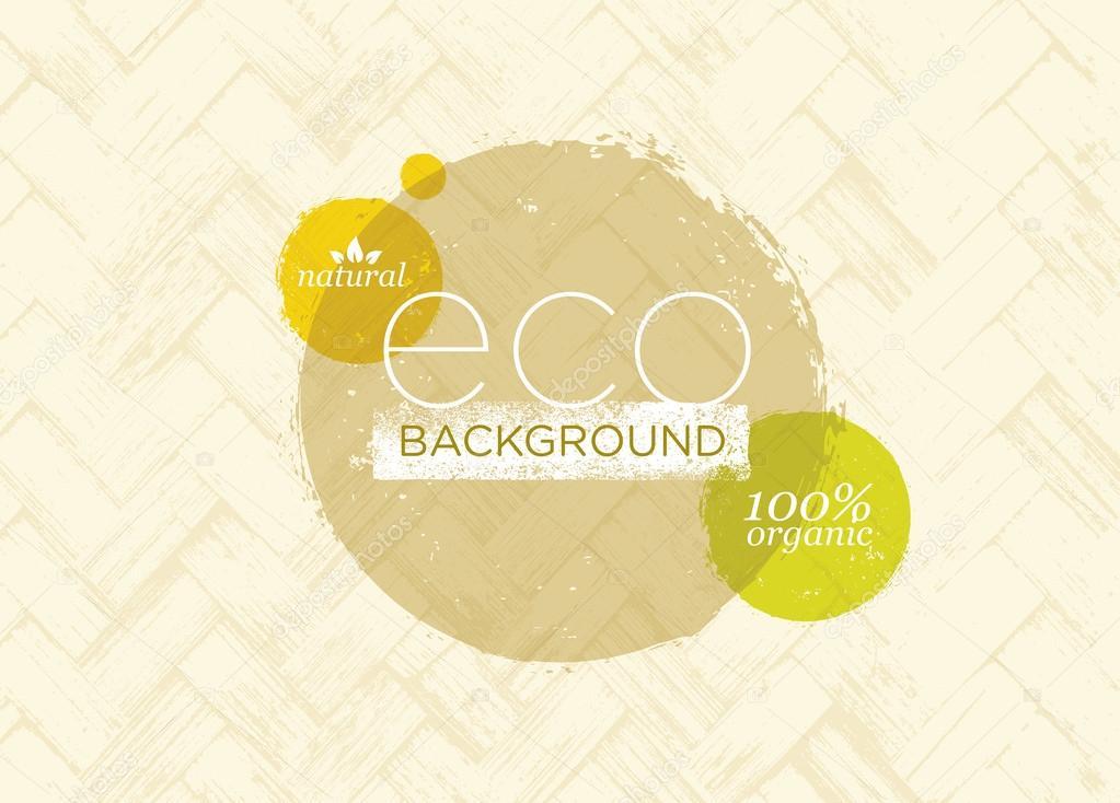 Eco Organic Banner