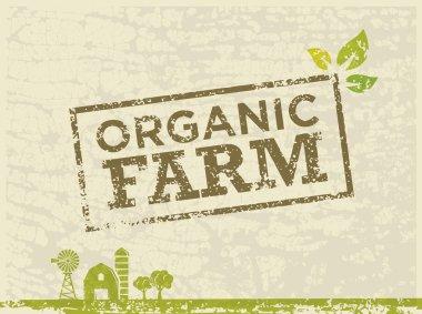 Organic Farm Concept