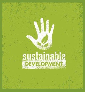 Sustainable Development Motivation Background