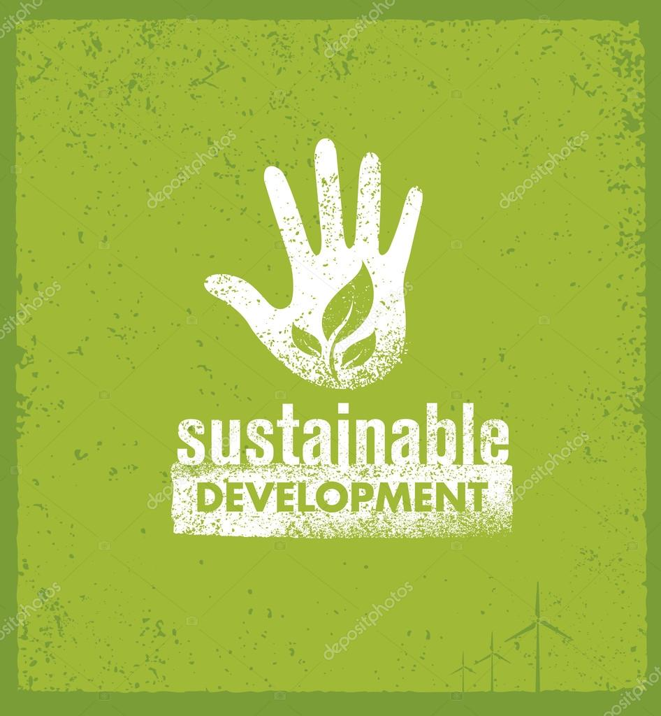 Sustainable Development Motivation Background