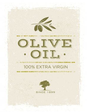 Olive Oil Organic Creative banner