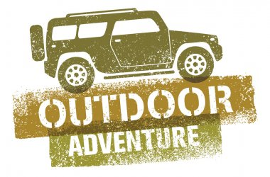Off Road Car Outdoor Adventure
