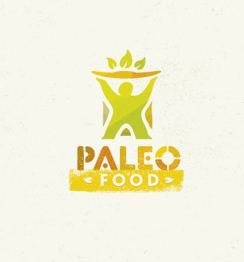 Paleo Food Clean Eating Concept