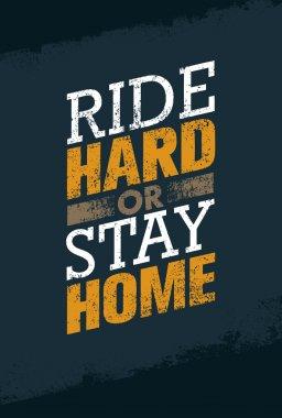 Bike Motivation Quote Banner