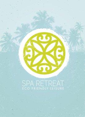 Spa Retreat Background