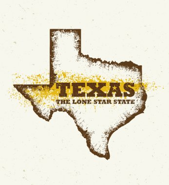 Texas The Lone Star USA State