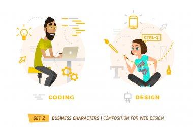 Design Elements For Web Construction.