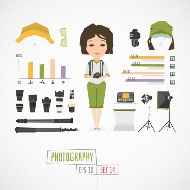 Funny Character photographer