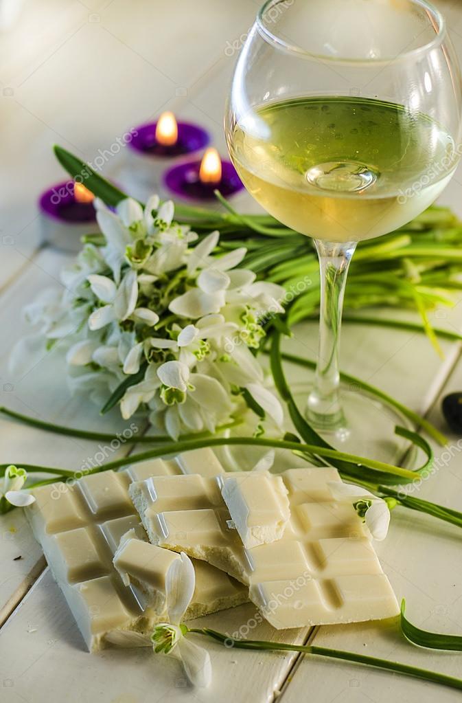 White Chocolate Wine