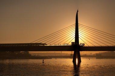 Halic metro bridge