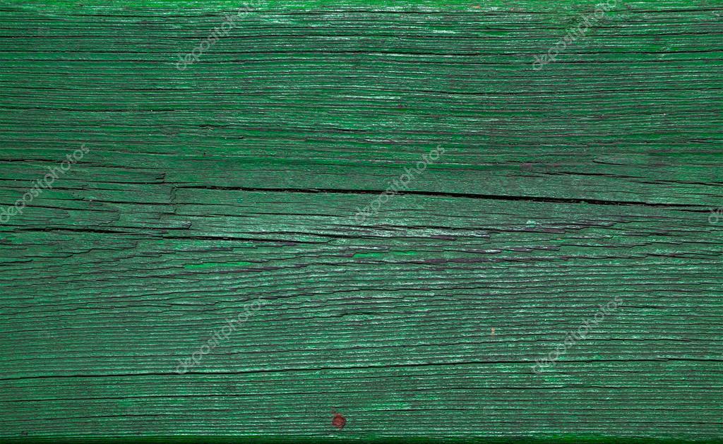 Dark green wood