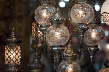 Decorative traditional lamps