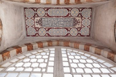Ottoman ornament ceiling
