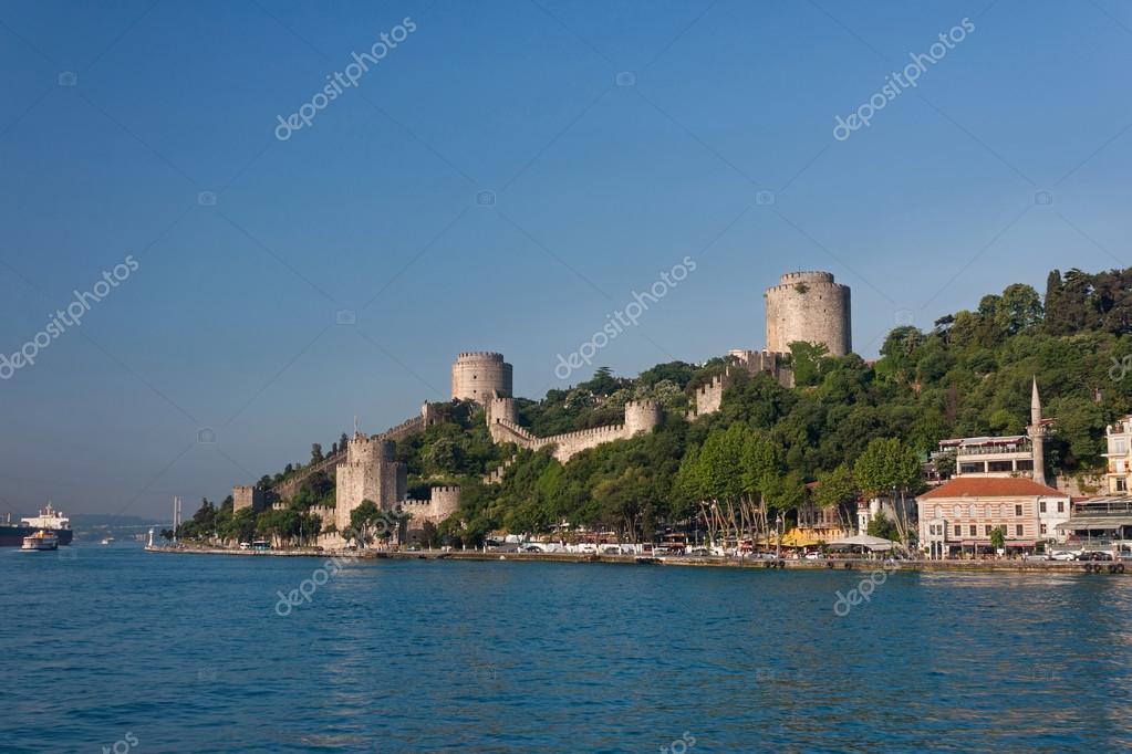 Famous Rumelian Castle
