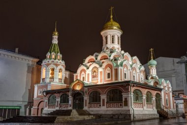 Orthodox church on Red Square