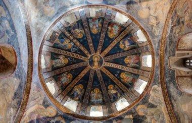 Beautiful Byzantine church