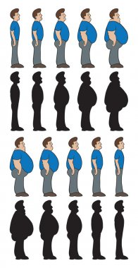 Weight Stages Male